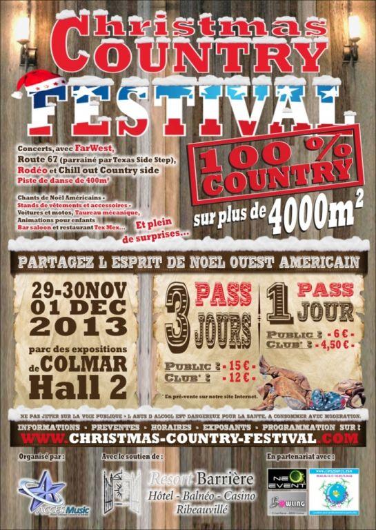 Christmas Country Festival, Colmar, Alsace