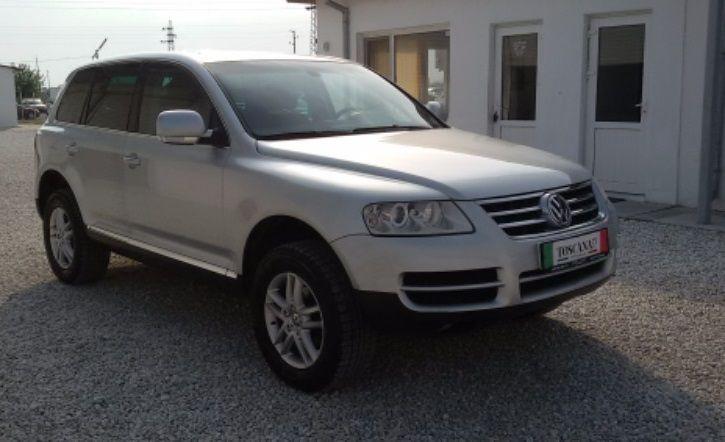 Interexportcar.com -Volkswagen Touareg