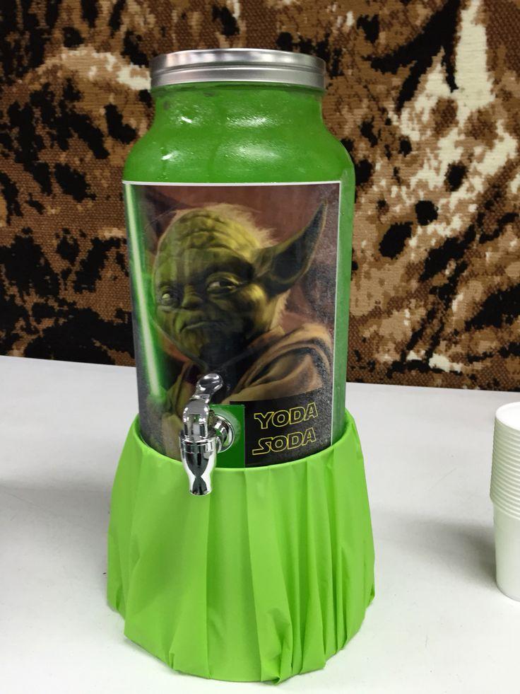 Yoda Soda!!