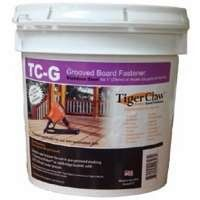 Tiger Claw TC-G Hidden Deck Fasteners, 900 Piece Bulk Pail