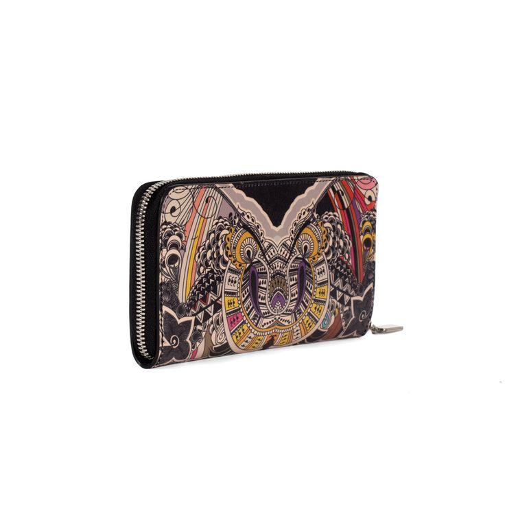COLOURS OF MY LIFE   Wallet.  Designer Limited Edition; #WomenLeatherWallet #LuxuryWallet #DesignerWalletsUK