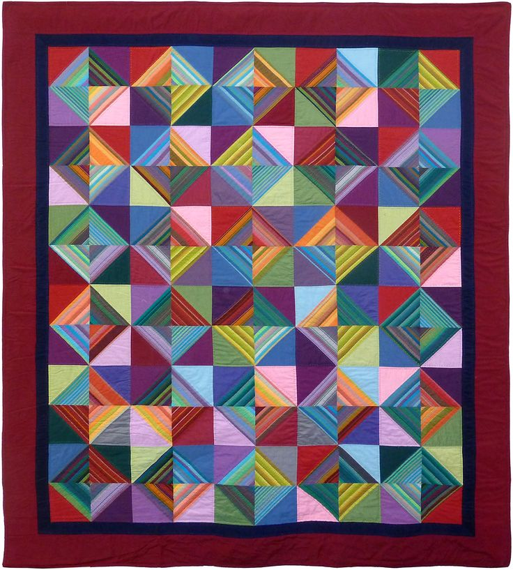 Quilt Patterns Using Stripe Fabric : 208 best Stripes & plaids in quilts images on Pinterest Jellyroll quilts, Men s shirts and ...