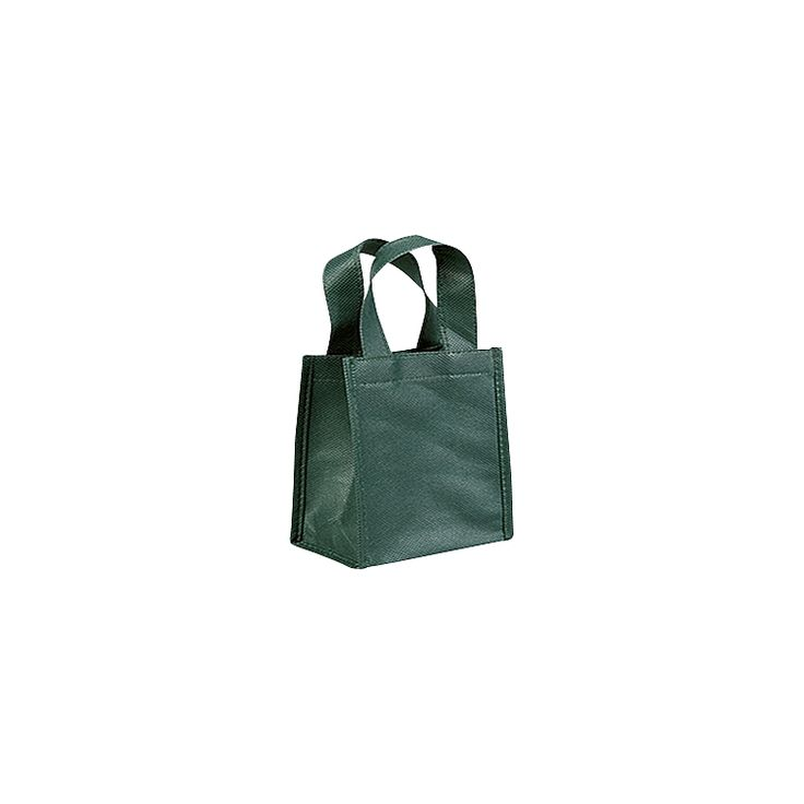 Made from 100% recycled materials this loop handle bag is not only environmentally friendly but stylish too! It offers strength and durability at an affordable cost. It is reusable, recyclable and biodegradable.