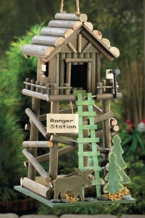 4451c48977f12 10 casas de aves para decorar tu jardín