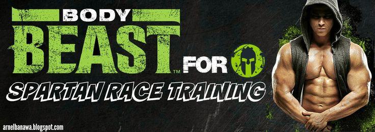 Spartan Race Training with Body Beast | Arnel Banawa