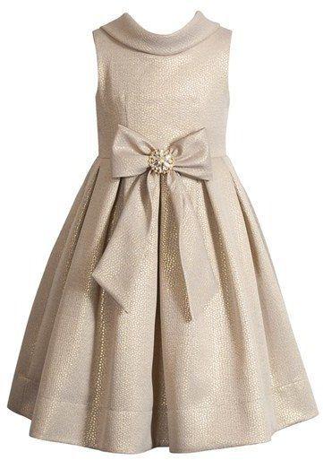 Kleinfeld Pink 'Jackie' Dress (Big Girls) on shopstyle.com