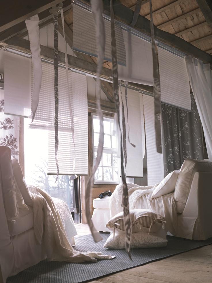 IKEA Yatak Odası: Yatak odanızın perdeleri, tarzınızı yansıtsın!