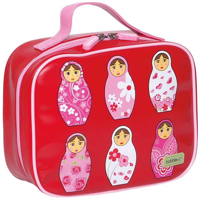 Bobble Art Babushka Lunch Box / Lunch Bag Party Twinkle www.partytwinkle.com.au FREE delivery on minimum order