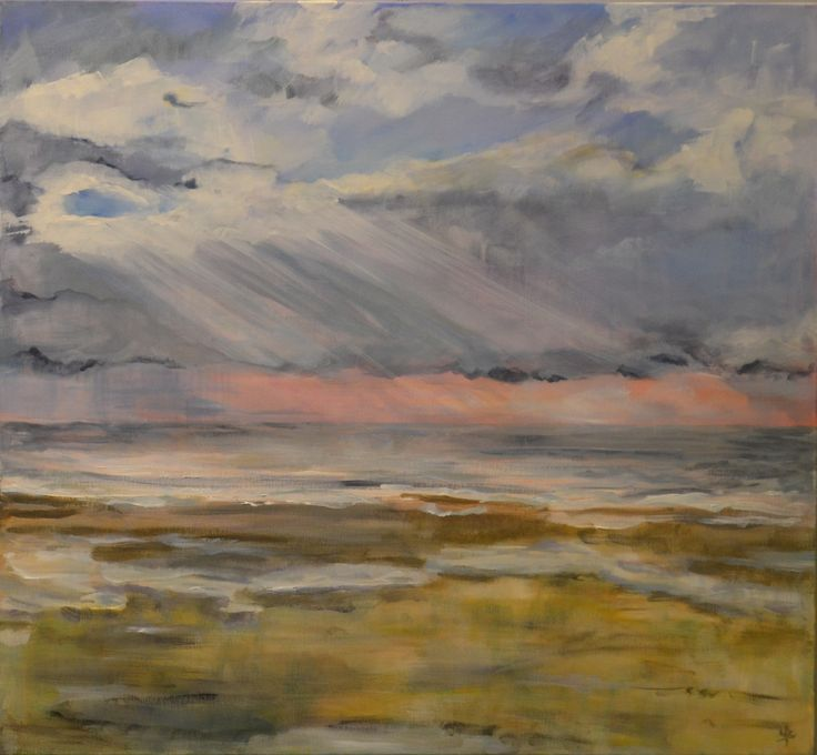 83 best schilderij landschap painting landscape images for Schilderij zeezicht