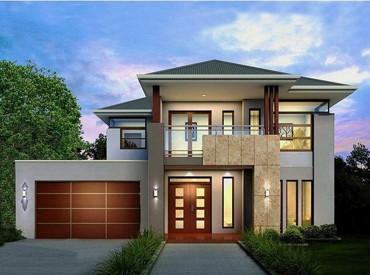 Arquitetura house plans pinterest house for Modern house 42