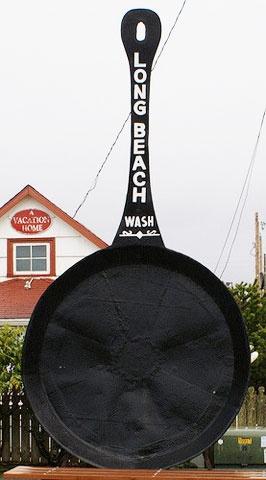 Frying Pan   Long Beach, Wash.