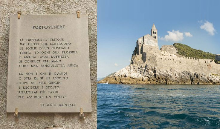Lovely words for a lovely place - Portovenere in Poetry: an ode by Eugenio Montale