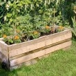 3 Free Container Garden Plans Using Reclaimed Pallets - The Fun Times Guide to Living Green