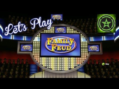 Let's Play - Family Feud - YouTube