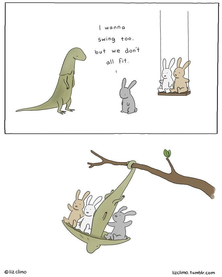 Awkward Everyday Lives Of Animals By Simpsons Illustrator Liz Climo