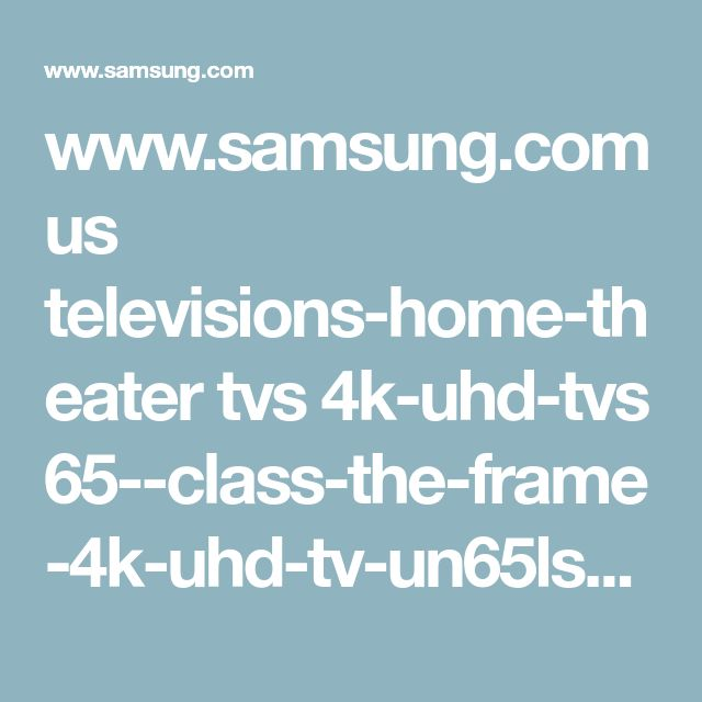 www.samsung.com us televisions-home-theater tvs 4k-uhd-tvs 65--class-the-frame-4k-uhd-tv-un65ls003afxza-rel-accessories