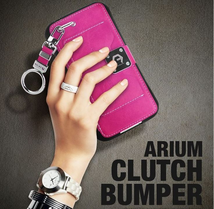 Protect your high-end Galaxy Note Edge with the ultra-stylish Arium Clutch Bumper case. This customized bumper case is ready to provide optimal protection through its high-end and user-friendly array of features that you would not find in any other phone case.