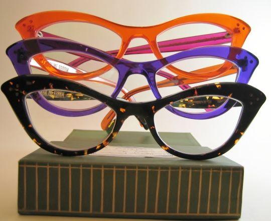 Caroline Abram - Blog   Eye Spy Optical