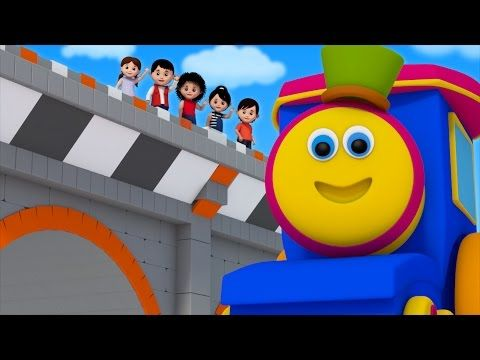 London Bridge Is Falling Down | 3D Animation | English Rhymes | Rhymes for kids. These videos is most funable and lessonable for kids.