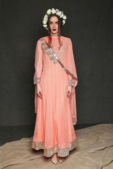#Designer #blacktaxi @  http://zohraa.com/blacktaxi/peach-shiffon-anarkali-z1975psgo-07-orange-121.html #zohraa #blacktaxi #outfit #onlineshop #womensfashion #womenswear #look #diva #party #shopping #online #beautiful #love #beauty #glam #shoppingonline #styles #stylish #model #fashionista #women #luxury #lifestyle #handmade #classy #shopblacktaxi