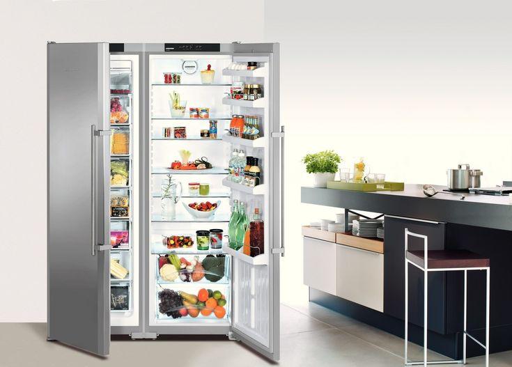 Aparatele Liebherr NoFrost oferă tehnologii experte de refrigerare pentru a asigura prospetime pe termen lung. Mancarea este congelată cu aer recirculat rece, iar orice umiditate este expulzata. Ca rezultat, congelatorul este întotdeauna fara gheata, iar produsele alimentare nu mai au gheata. Caracteristica NoFrost face dezghetarea un lucru al trecutului.