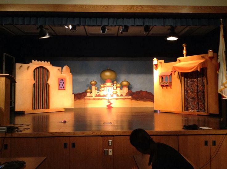 72 Best Theater Sets Props Amp Backdrops Images On