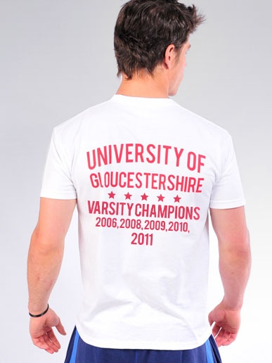 www.glos.ac.uk    Join one of our successful sports teams.