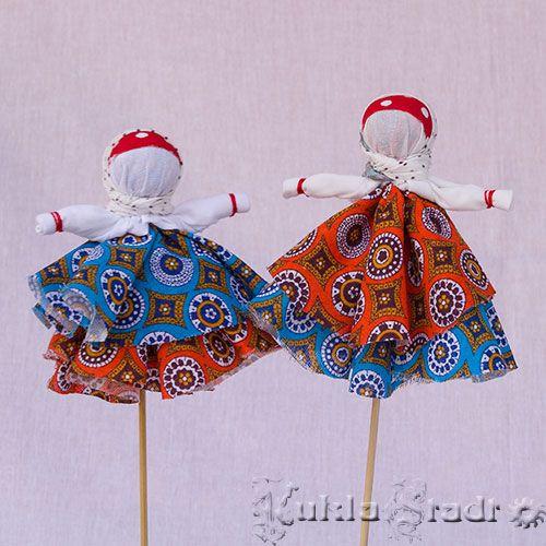 Куклы Хороводницы