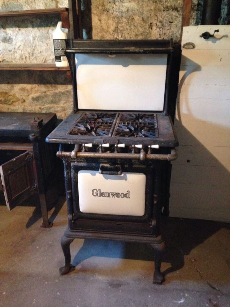 17 Best Images About Antique Stoves And Refrigerators On