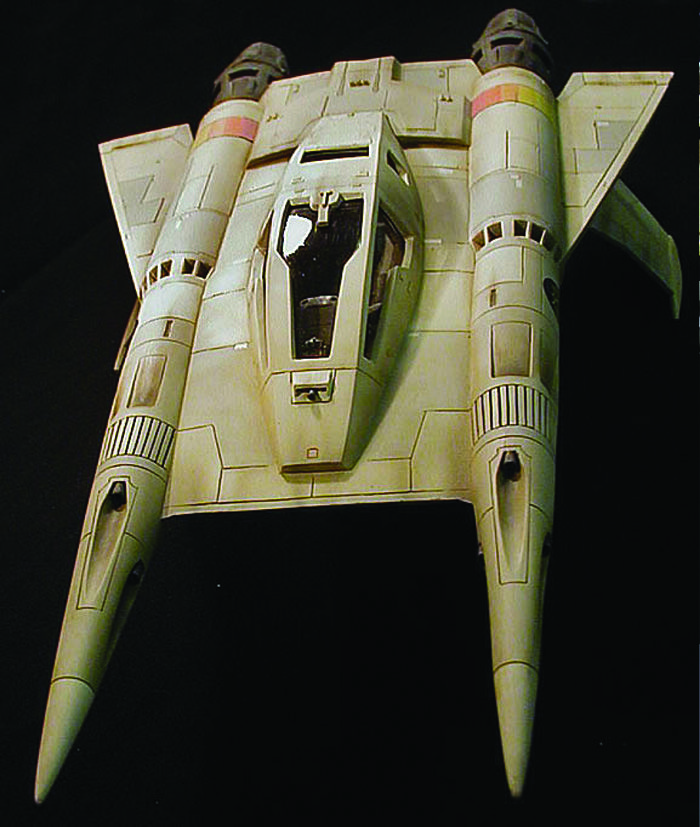 Spaceships that became other Spaceships #2: The Colonial Viper