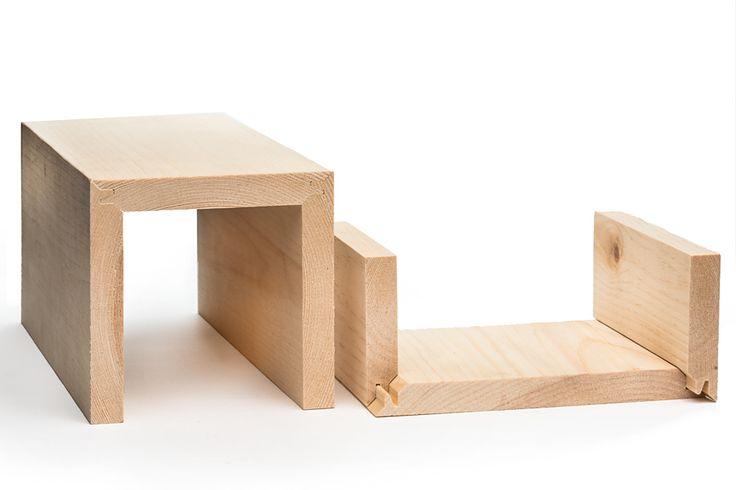 Échantillons de bois - Produits Forestiers Touchette inc.