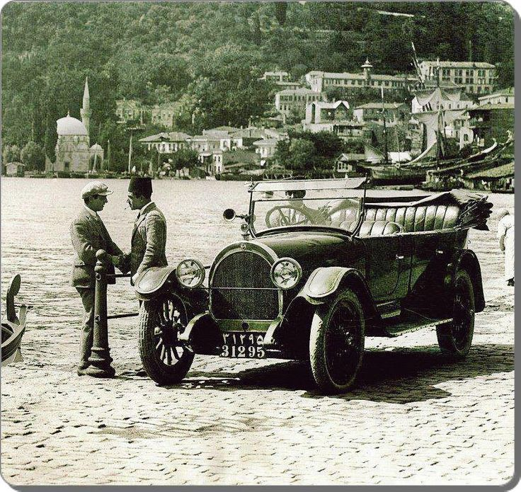 Bebek - 1920 ler