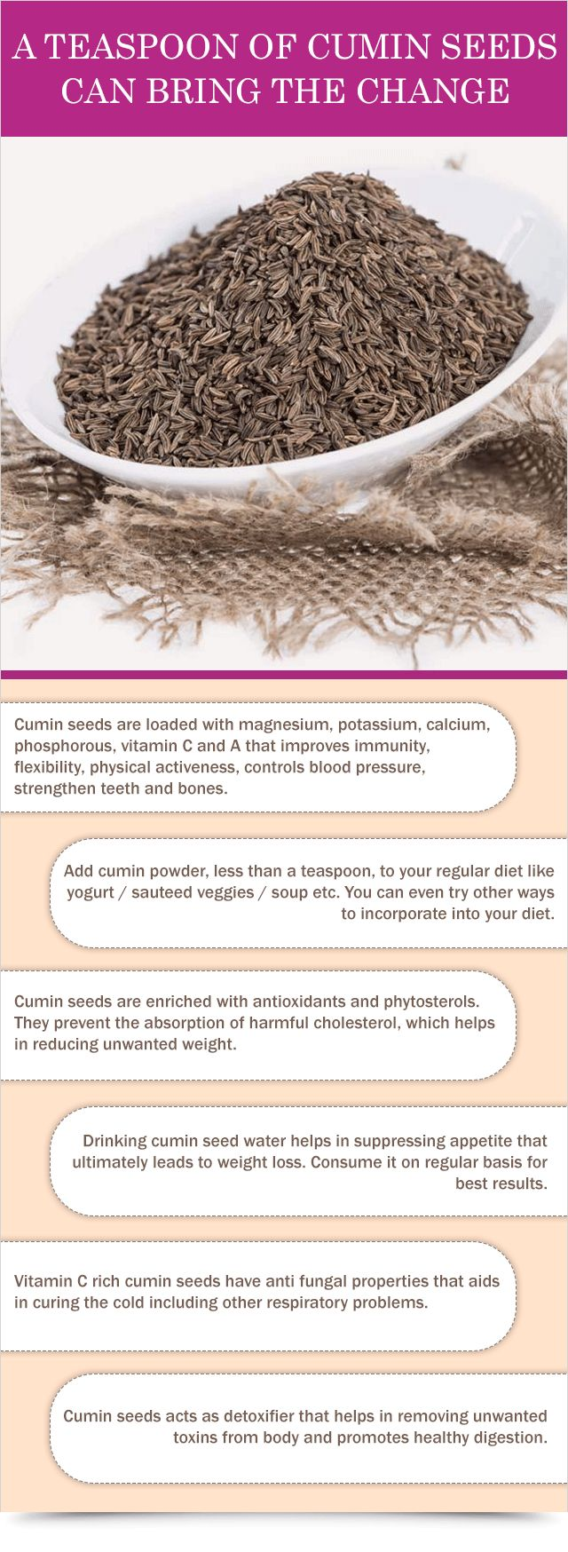 A Teaspoon Of Cumin Seeds : Health Products For You                                                                                                                                                                                 More