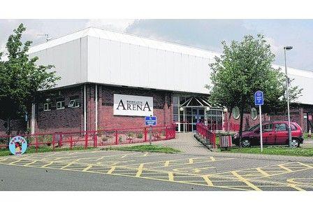 Image result for rushcliffe leisure centre wrestling