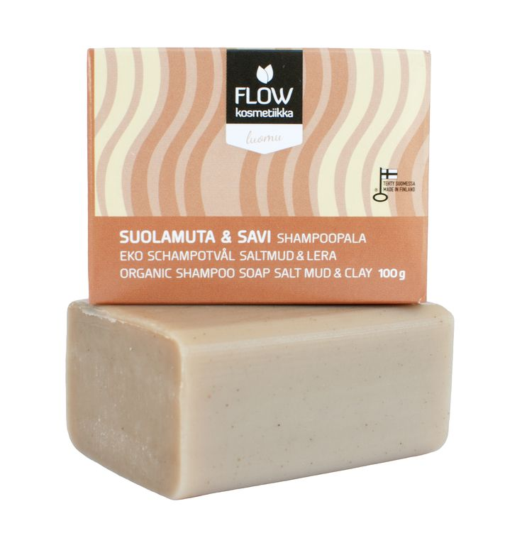 Salt Mud & Clay Shampoo Soap http://www.flowkosmetiikka.fi/epages/vilkas02.sf/en_GB/?ObjectPath=/Shops/20110413-11092-34237-1/Products/325