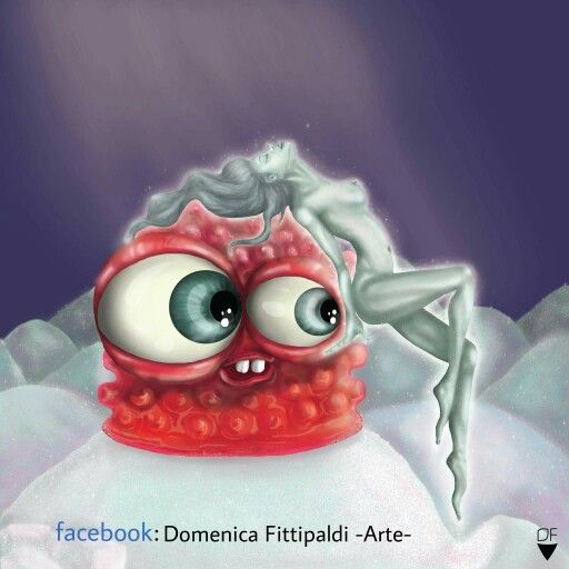 Sugar di Domenica Fittipaldi. facebook: Domenica Fittipaldi -Arte-