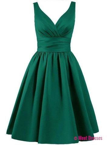 green homecoming dress,short prom dresses 2018,ball gown dress,sexy homecoming dress PD20185903