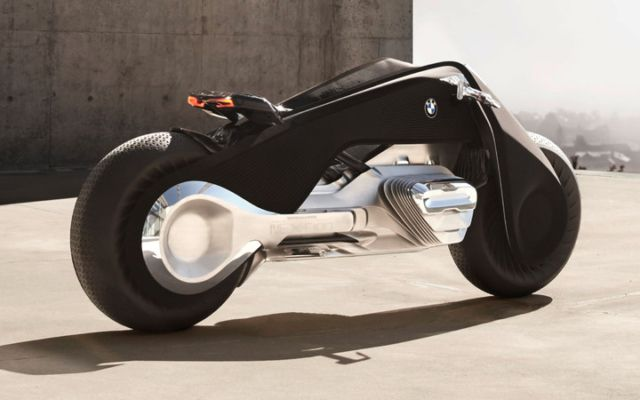 the motorcycle of the future from the BMW — info-life.xyz