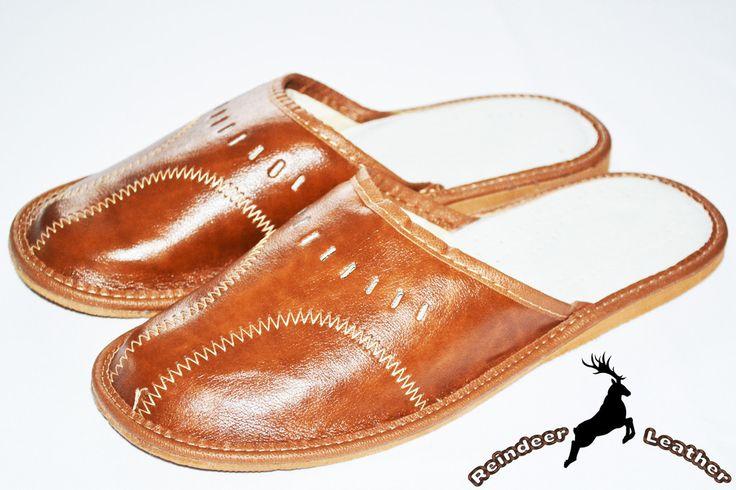 Rudy Swart Handmade Flat Slipper