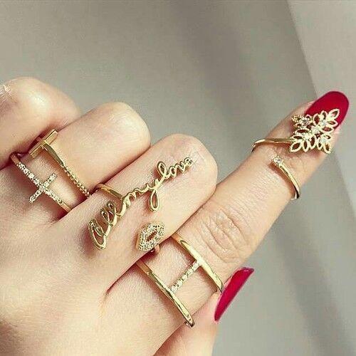 anillos originales