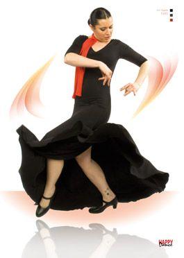 Vestido de flamenco mod. E4001 Happy Dance - 118,00 €