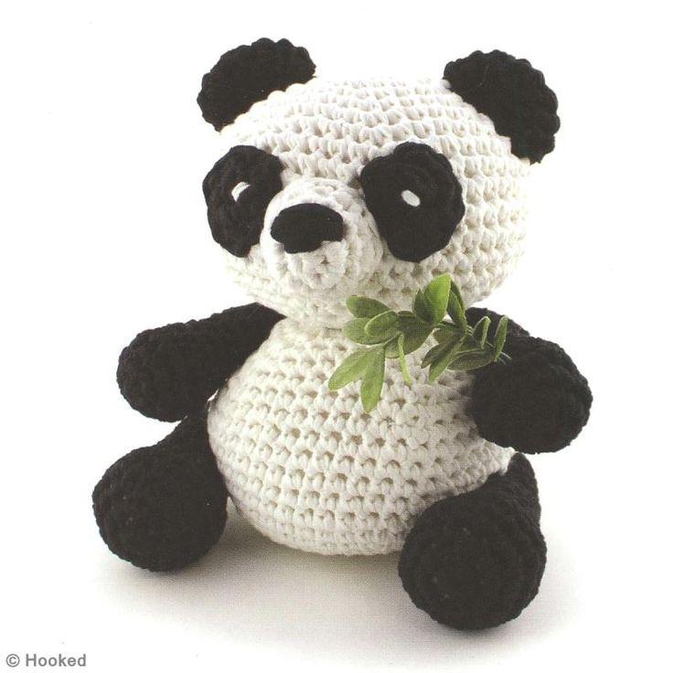 Beliebt Plus de 25 idées uniques dans la catégorie Crochet panda sur  MO29
