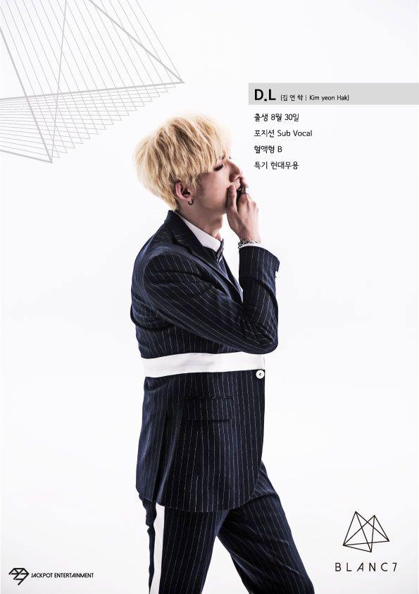 [BLANC7] 1ST SINGLE ALBUM <PRISM> PROFILE > gallery | Blanc7