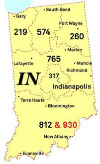 12 best Us map images on Pinterest Indiana map Road maps and