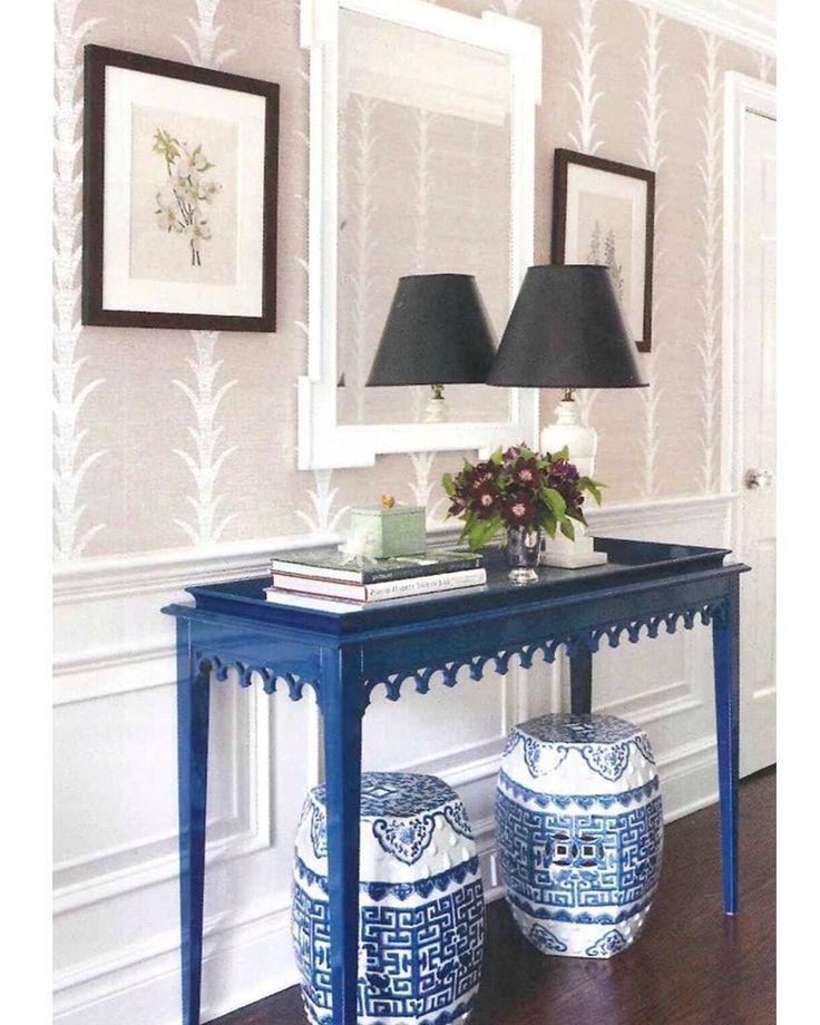 Entryway Wallpaper Ideas: 1000+ Ideas About Foyer Wallpaper On Pinterest