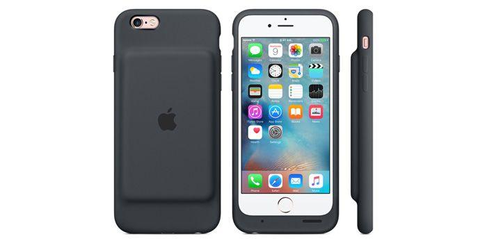 Recientemente anunciamos el lanzamiento de una nueva funda Smart Battery para iPhone 6s y 6 con batería incorporada. Ahora Tim Cook sale en su defensa porque desde entonces no ha parado de recibir críticas, especialmente por su diseño.  http://iphonedigital.com/tim-cook-defiende-funda-smart-battery-case-iphone-6s/ #iphone6s