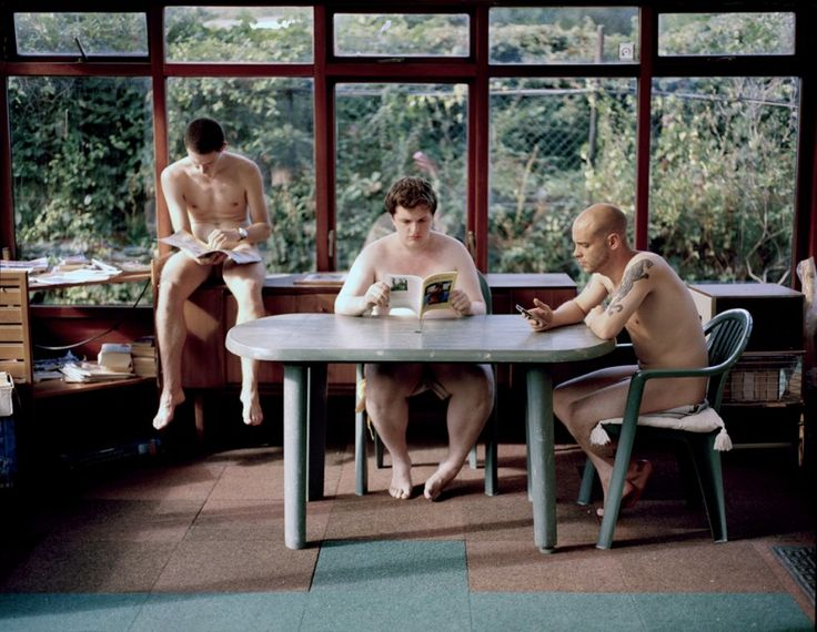 Young British Naturists - This project consists of young British naturists aged between 17 and 30.  I aim to capture them as individuals, not just naturists.