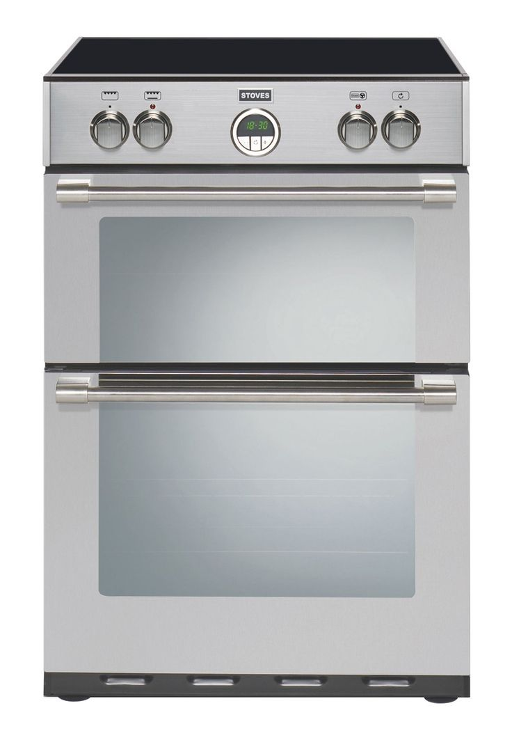 Stoves Sterling 600MFTi Stainless Steel Induction Mini Range Cooker