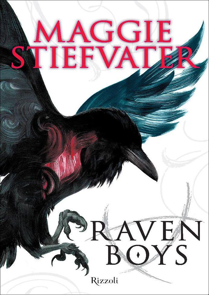 Raven Boys di Maggie Stiefvater
