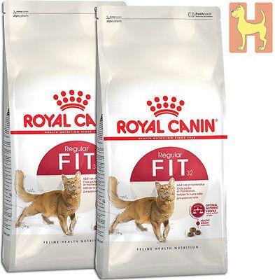 2x10= 20 kg Royal Canin Fit 32 Premium Katzenfutter - ruhige Katzen mit Freilaufsparen25.com , sparen25.de , sparen25.info